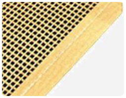 aramid fiber edge